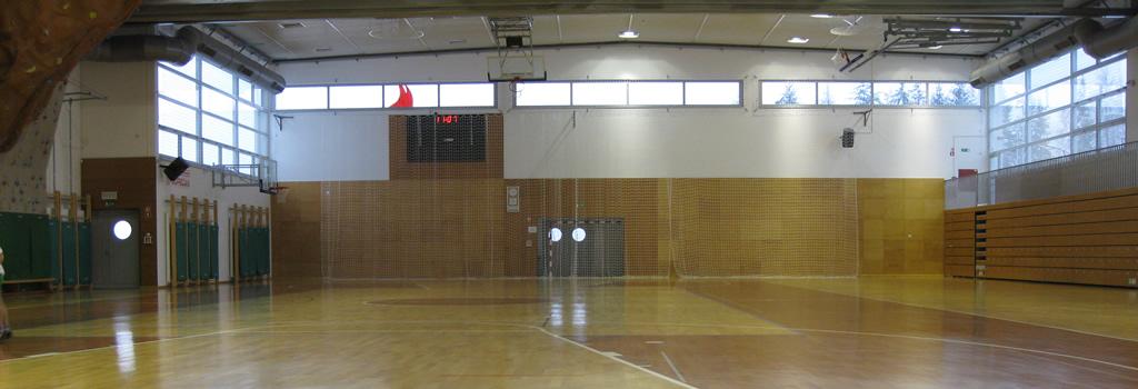 Športna dvorana Vransko znotraj